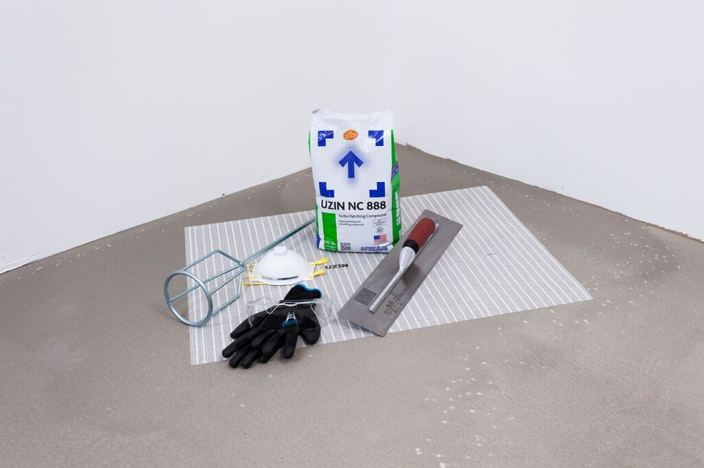 UZIN NC 888 Turbo Patching Compound   UZIN  The floor